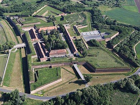 Elbe Kleine Festung Terezin