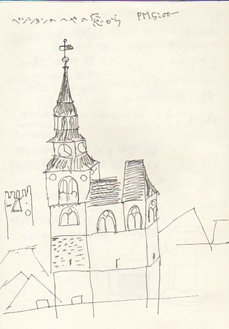 Donau sketch 0724